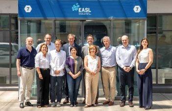 EASL-leadership